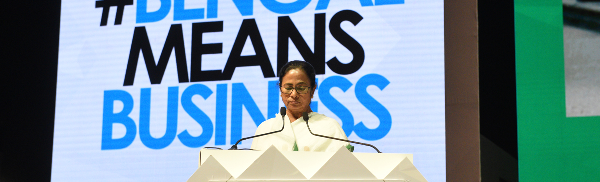 CM Mamata Banerjee's speech at Bengal Global Business Summit, 2019